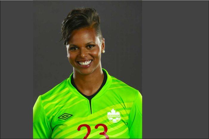Karina LeBlanc to head women's football in Caribbean