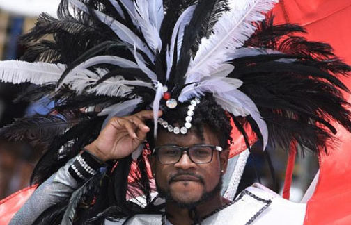 Kevin Small wins Best Festival Design award at Kadooment