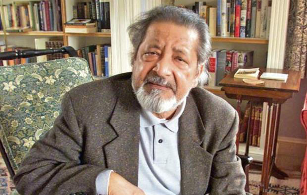 Trinidad-born novelist and Nobel laureate VS Naipaul dies at 85