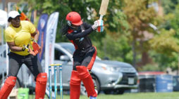 Mixed fortunes for touring Trinidad girl's high school team